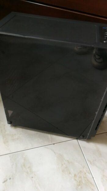 Aerocool QS-102 HTPC Black PC Case