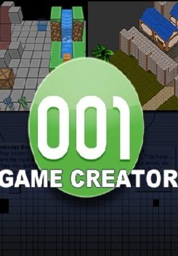 001 Game Creator Steam Key GLOBAL