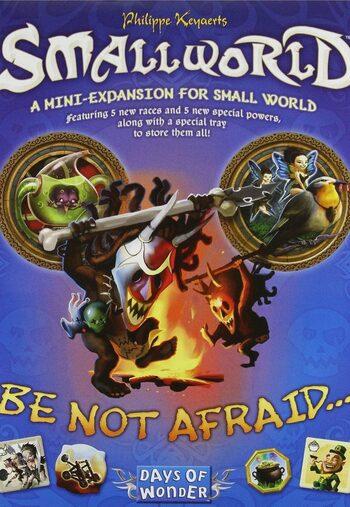 Small World 2 - Be not Afraid (DLC) Steam Key GLOBAL