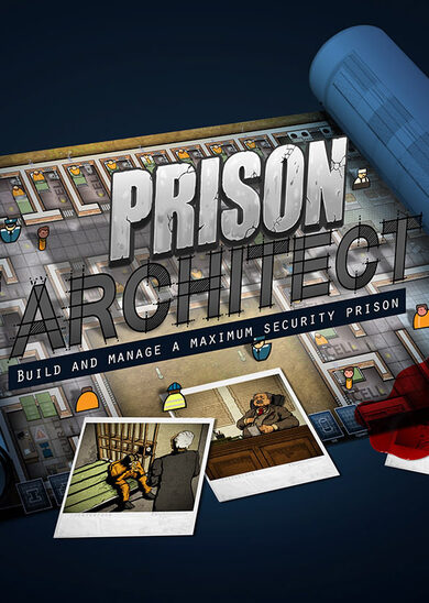 Prison Architect Introversion Key GLOBAL