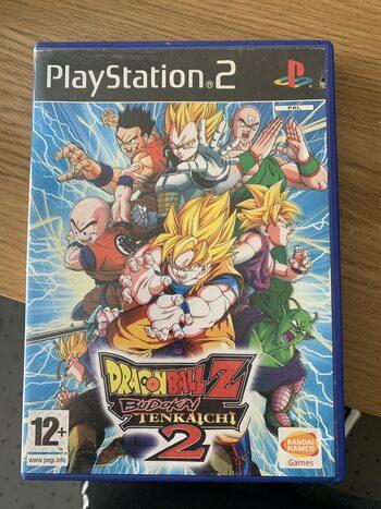 Dragon Ball Z: Budokai Tenkaichi 2 PlayStation 2
