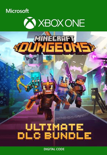 Minecraft Dungeons: Ultimate DLC Bundle (DLC) XBOX LIVE Key GLOBAL