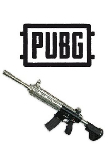 PlayerUnknown's Battlegrounds SILVER PLATE-M416 (DLC) Steam Key GLOBAL