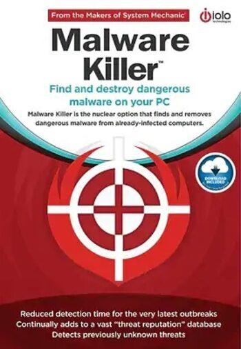 iolo Malware Killer 5 Devices 1 Year iolo Key GLOBAL