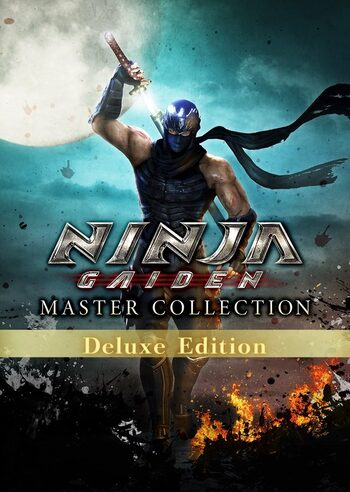 NINJA GAIDEN: Master Collection -  DELUXE EDITION Steam Key GLOBAL