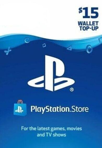 PlayStation Network Card 15 USD (QAT) PSN Key QATAR