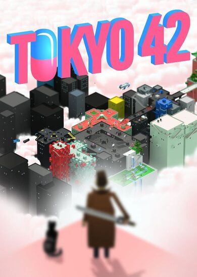 Tokyo 42 Steam Key GLOBAL