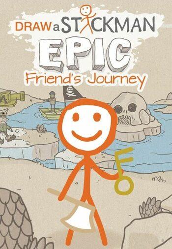 Draw a Stickman: EPIC - Friend's Journey (DLC) Steam Key GLOBAL