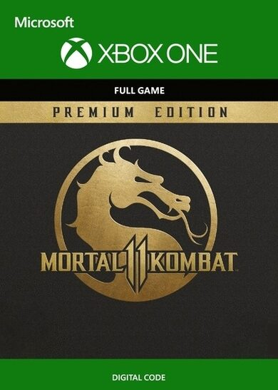 Mortal Kombat 11 (Premium Edition) (Xbox One) Xbox Live Key UNITED STATES