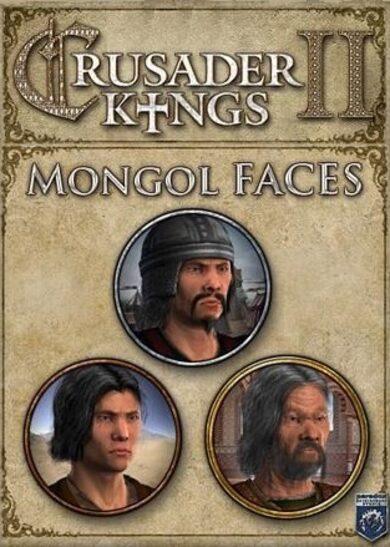 Crusader Kings II - Mongol Faces (DLC) Steam Key GLOBAL