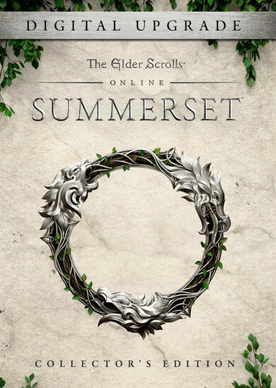 The Elder Scrolls Online: Summerset (Digital Collector's Upgrade Edition) (DLC) Official website Key GLOBAL