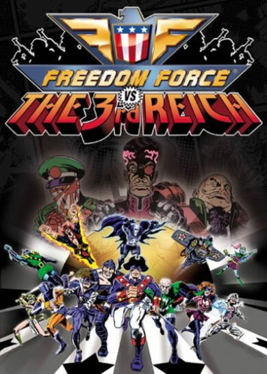 Freedom Force vs The Third Reich Steam Key EUROPE