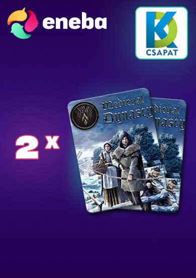Medieval Dynasty Giveaway by KD csapat!