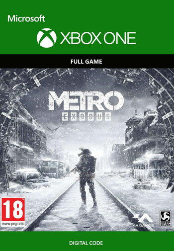 Metro Exodus (Xbox One) Xbox Live Key GLOBAL