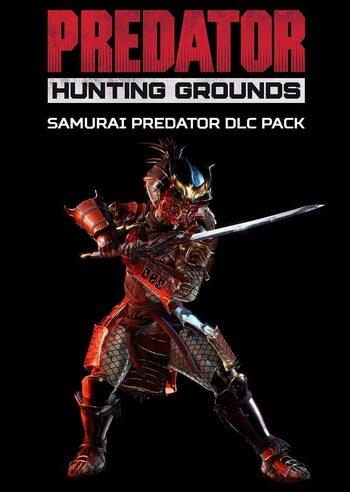 Predator: Hunting Grounds - Samurai Predator DLC Pack (DLC) Steam Key GLOBAL