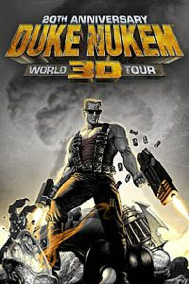 Duke Nukem 3D: 20th Anniversary World Tour Steam Key GLOBAL