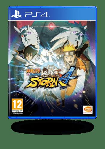 NARUTO SHIPPUDEN: Ultimate Ninja STORM 4 PlayStation 4