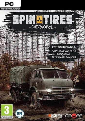 Spintires - Chernobyl Bundle Steam Key GLOBAL