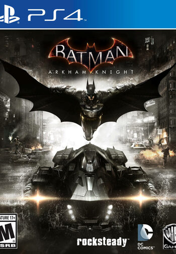 Batman: Arkham Knight (Premium Edition) (PS4) PSN Key EUROPE
