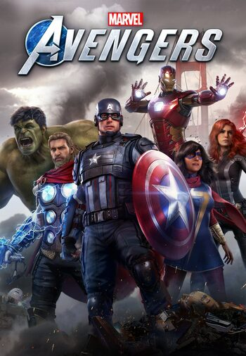 Marvel's Avengers Steam key EUROPE