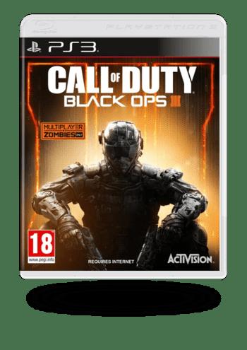 Call of Duty: Black Ops III PlayStation 3