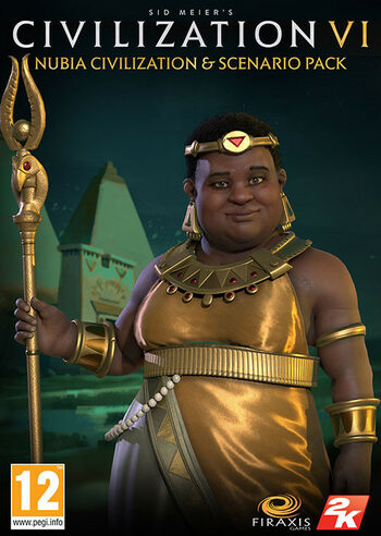Civilization VI Nubia Civilization & Scenario Steam Key GLOBAL