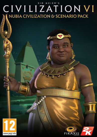 Civilization VI Nubia Civilization & Scenario Steam Key GLOBAL фото