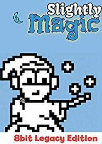 Slightly Magic - 8bit Legacy Edition Steam Key GLOBAL