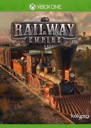 Railway Empire (Xbox One) Xbox Live Key UNITED STATES