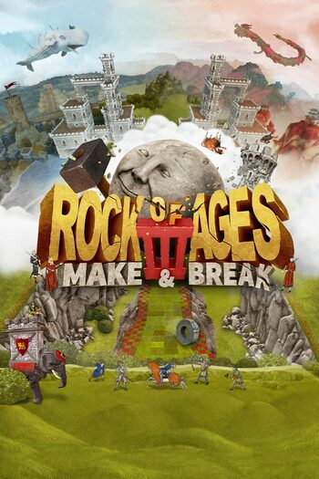 Rock of Ages 3: Make & Break Steam Key GLOBAL