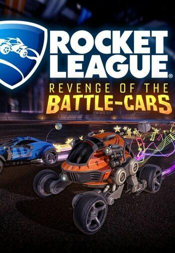 Rocket League - Revenge of the Battle-Cars(DLC) Steam Key GLOBAL