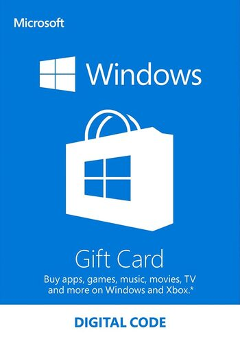 Microsoft Windows Store Gift Card 25 EUR Key EUROPE