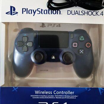 Naujas PS5/PS4 bevielis pultelis,pridedamas pakrovimo laidas.