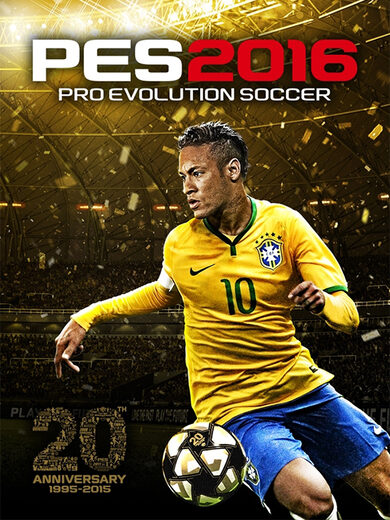Pro Evolution Soccer 2016 Steam Key GLOBAL