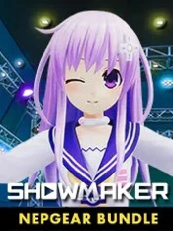 SHOWMAKER Nepgear Bundle Steam Key GLOBAL