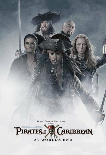 Pirates of the Caribbean: At Worlds End Steam Key EUROPE