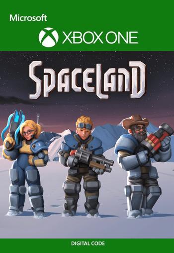 Spaceland XBOX LIVE Key UNITED STATES