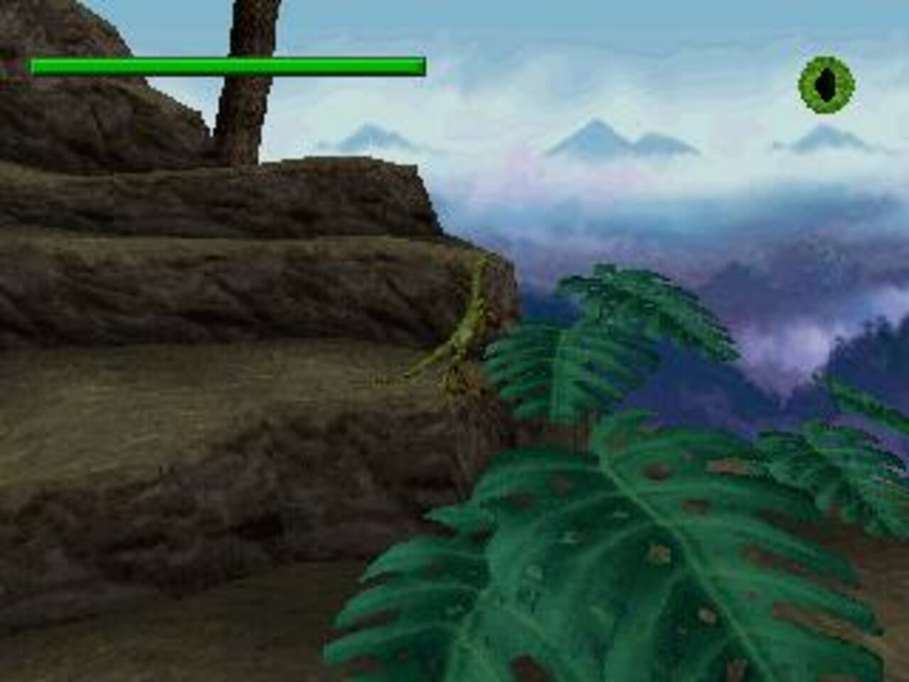 The Lost World: Jurassic Park Game Boy