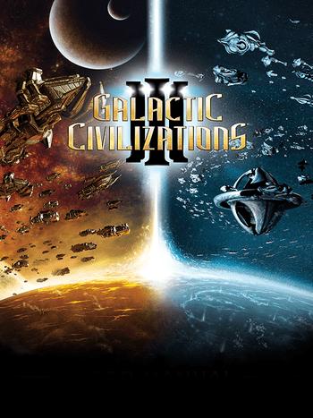 Galactic Civilizations III Steam Key GLOBAL