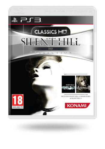 Silent Hill: HD Collection PlayStation 3