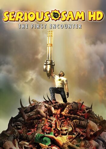 Serious Sam HD: The First Encounter Steam Key GLOBAL