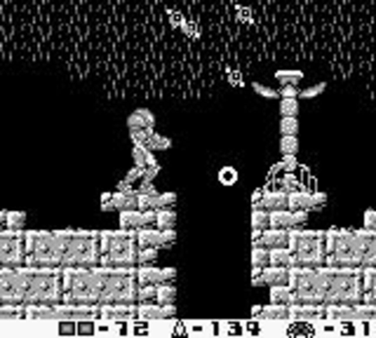 Metroid II - Return of Samus Game Boy