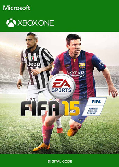 FIFA 15 (Xbox One) Xbox Live Key EUROPE