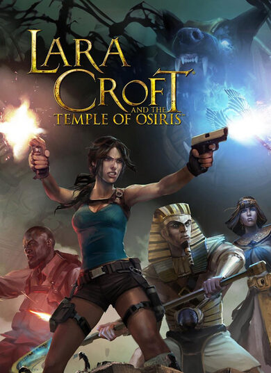 Lara Croft and the Temple of Osiris Steam Key GLOBAL