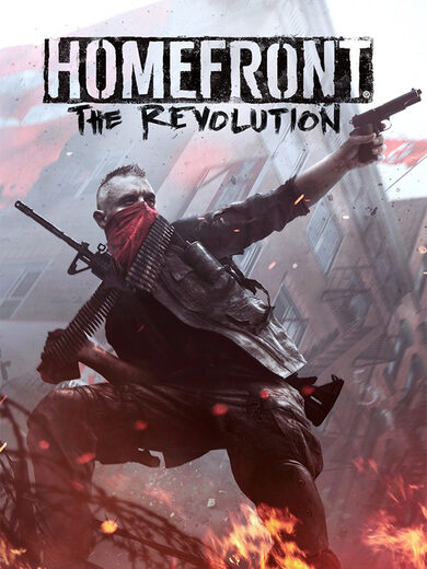 Homefront: The Revolution key
