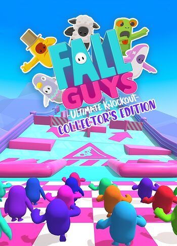 Fall Guys: Collectors Pack (DLC) Steam Key GLOBAL