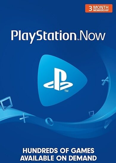 PlayStation Now 3 Month Subscription PSN USA Código Más Barato