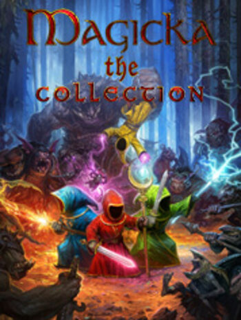 Magicka Collection Steam Key GLOBAL