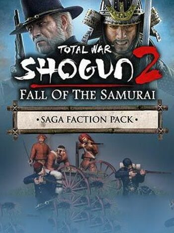 Total War: Shogun 2 - Fall of the Samurai - Saga Faction Pack (DLC) Steam Key EUROPE