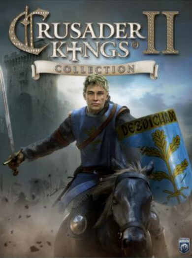 Crusader Kings II (Collection 2014) Steam Key GLOBAL